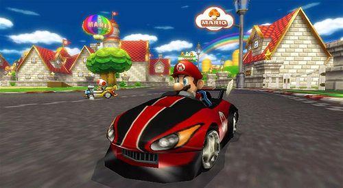 Mario Kart launch date, Mario Kart release date, Mario Kart, Wii, Mario Kart Wii, Wii steering wheel, Nintendo steering wheel, Wii wheel accessory