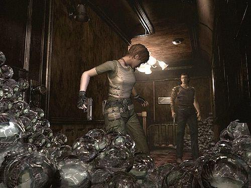 Resident Evil Zero Wii Port