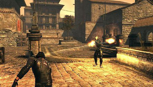 Dark Sector review screenshots