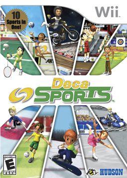 Deca Sports Wii
