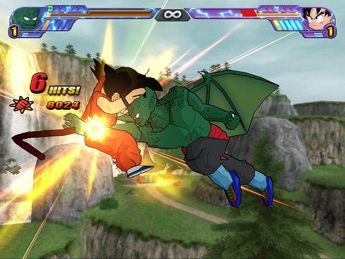Dragon Ball Z Budokai Tenkaichi 3 review