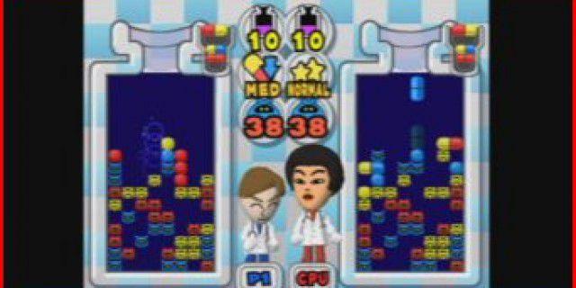 Dr Mario screenshot
