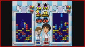 Dr Mario Wii Demo