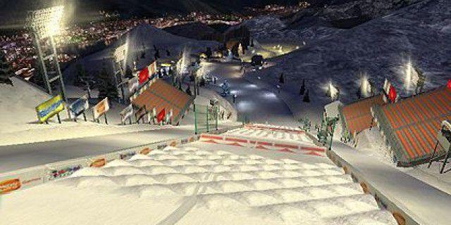 Wii Family Ski picture
