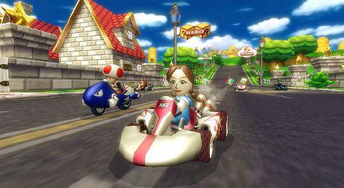 Mario Kart review