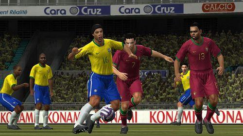 Pro Evolution Soccer 2009 release date