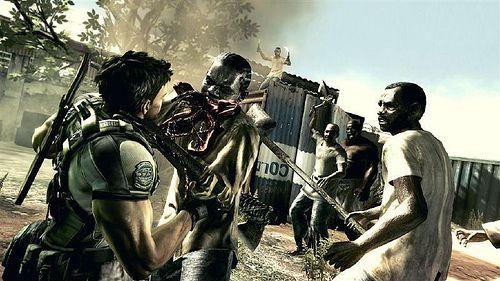 Resident Evil 5 redesign