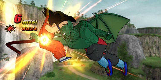 Dragon Ball Z Budokai Tenkaichi 3 screenshot