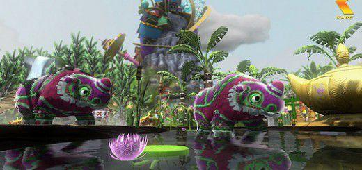 Viva Pinata Trouble in Paradise screenshot
