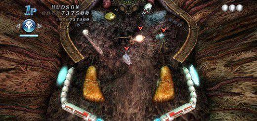 Alien Crush Returns screenshot