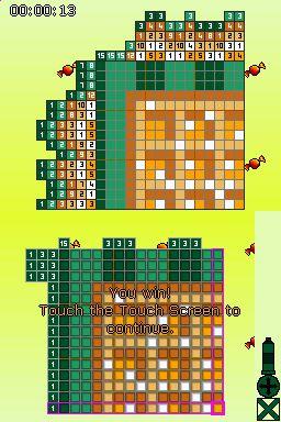 Colour Cross, Colour Cross DS, DS