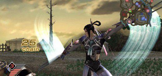 Dynasty Warriors 6 screenshot