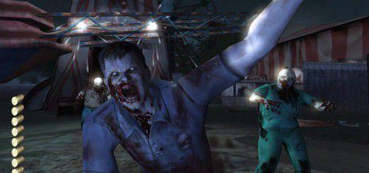 House of the Dead Overkill screenshot