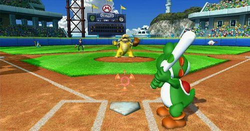Mario Super Sluggers Release Date