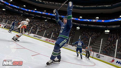 NHL 2K9, Wii, Release date