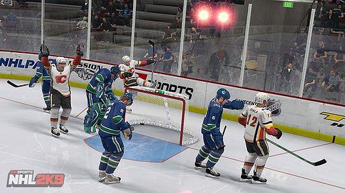 NHL 2K9 Wii Release date