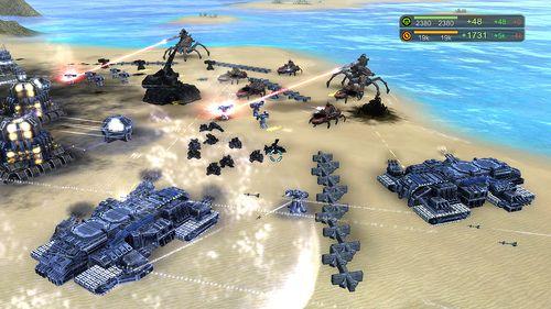 Supreme Commander Xbox 360 Competition