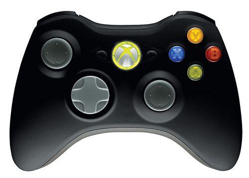 32 direction Xbox 360 controller