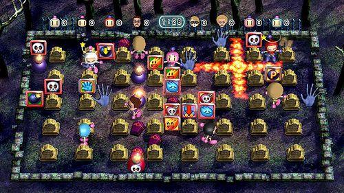 Bomberman Blast, Bomberman, Wii, Bomberman Blast release date