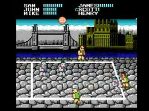 Mega Man 9, Super Dodge Ball and Vectorman  pics