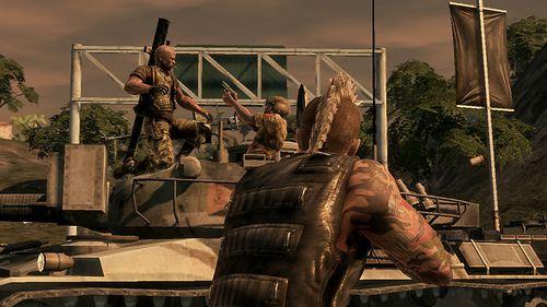 Mercenaries 2 review pics