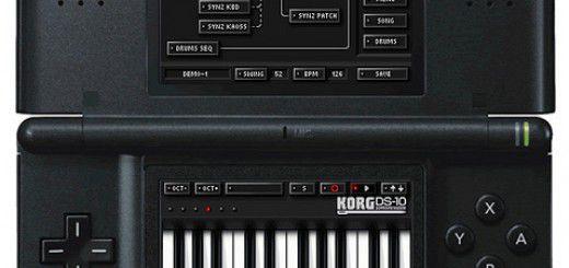 Nintendo DS Korg DS10