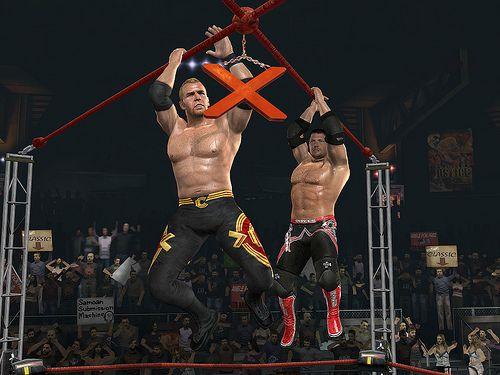 TNA iMPACT review pics