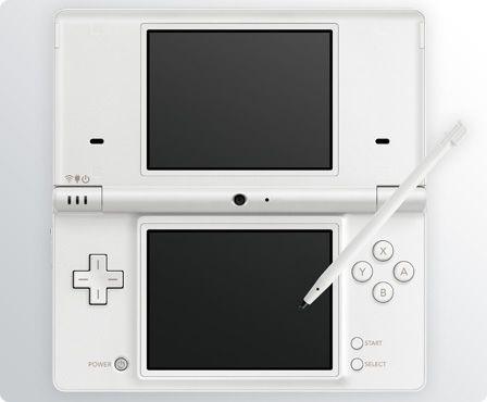 Nintendo DSi pics