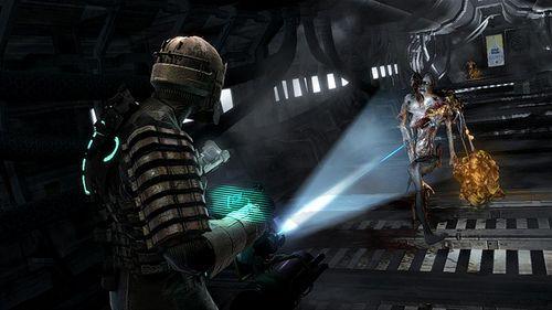 Dead Space review pics
