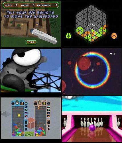 WiiWare Roundup pics