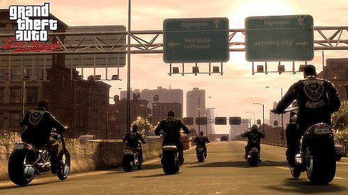 Grand Theft Auto 4 pics