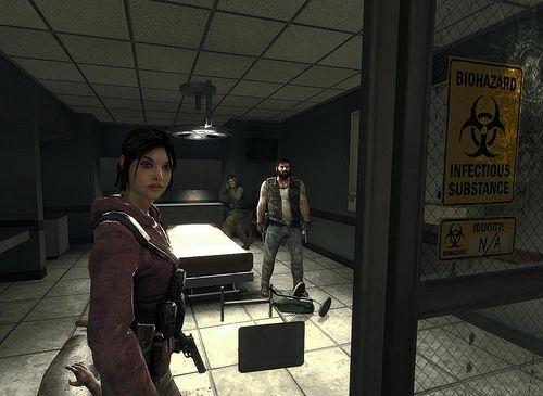 Left 4 Dead review pics