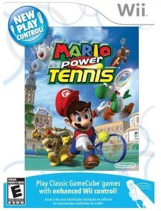 Mario Power Tennis pics