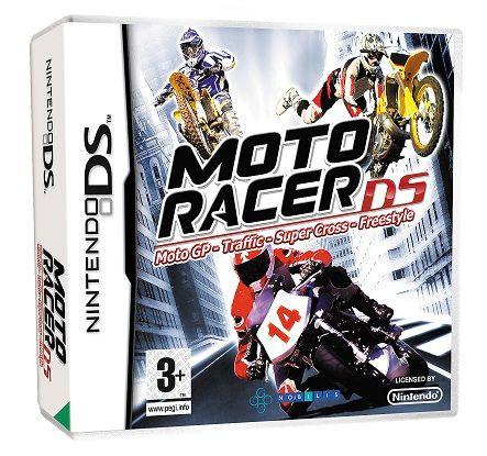 Moto Racer DS pics