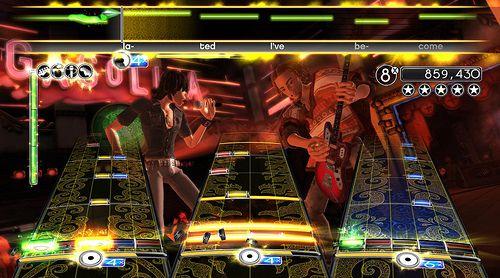 Rock Band 2 review screenshots