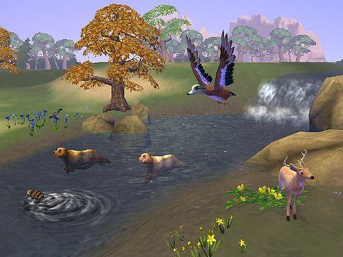 SimAnimals Wii pics