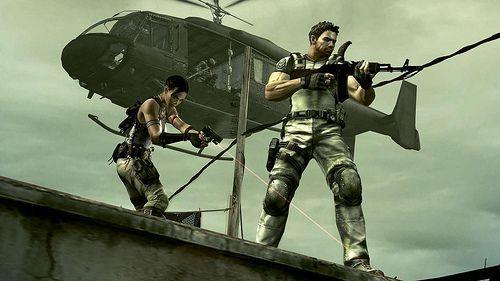Resident Evil 5 pics