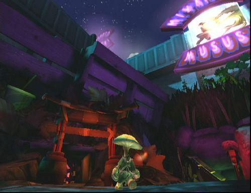 Mushroom Men The Spore Wars review screenshots