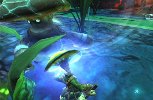 Mushroom Men The Spore Wars review pics