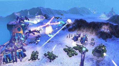 Halo Wars pics