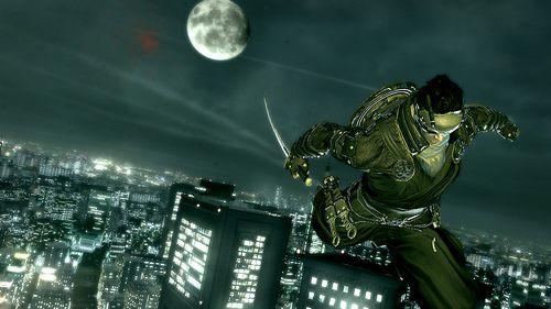 Ninja Blade review screenshots