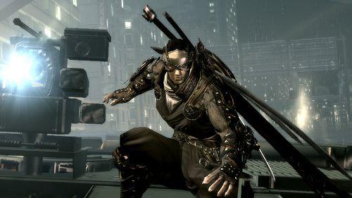 Ninja Blade review pics