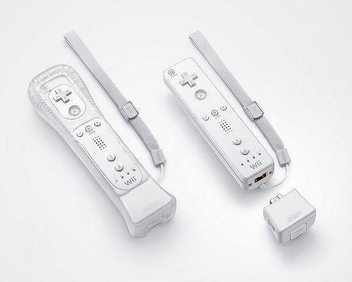 Wii MotionPlus pics