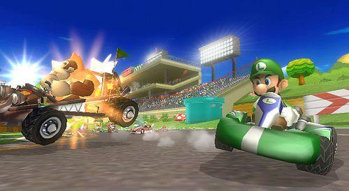 Mario Kart pics