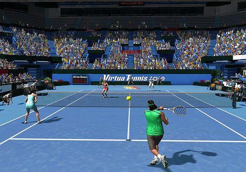 Sega Virtua Tennis 2009
