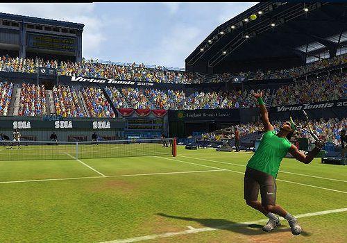 Sega Virtua Tennis 2009 pics