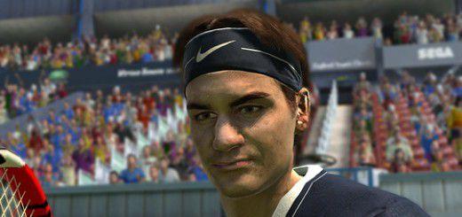 Screenshot of Virtua Tennis 2009