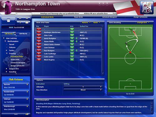 Championship Manager 2010 pics
