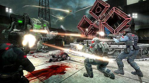 FEAR 2 Project Origin review screenshots