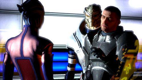 Mass Effect pics